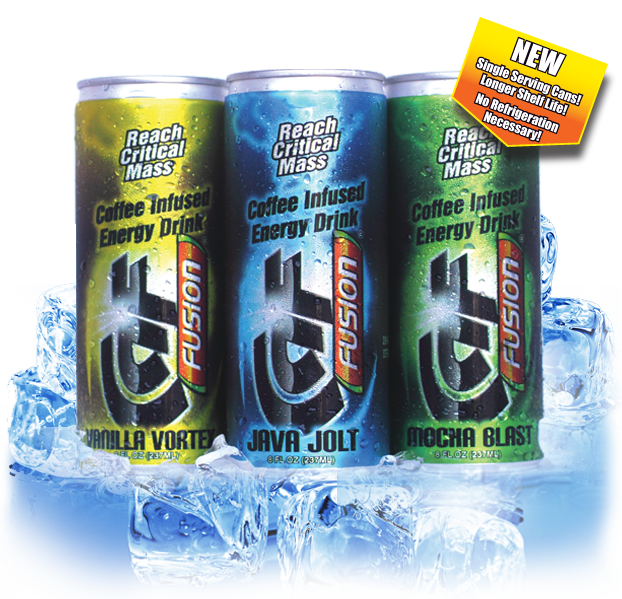 Caf fusion Cans