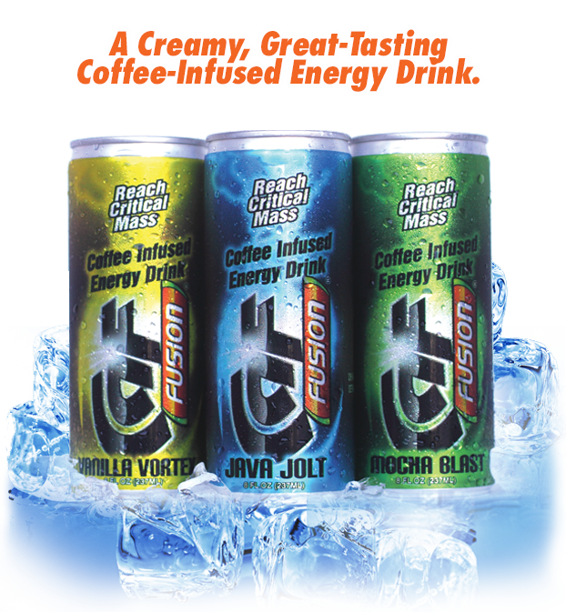 Caf Fusion Coffee Infused Energy Drink
